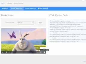 Server Video Streaming - Server Web TV - Server Live Streaming Video